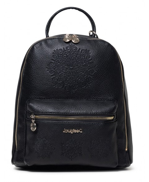 Desigual black backpack...