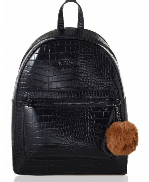 NOLAH BACKPACK MILAN BLACK