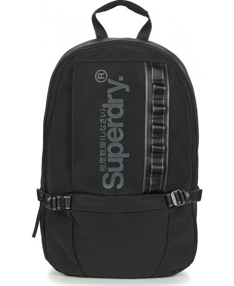 SUPERDRY BACKPACK BLACK...