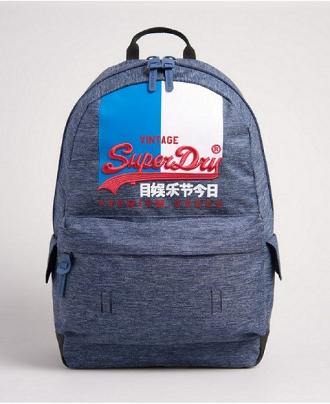SUPERDRY BACKPACK DARK NAVY...