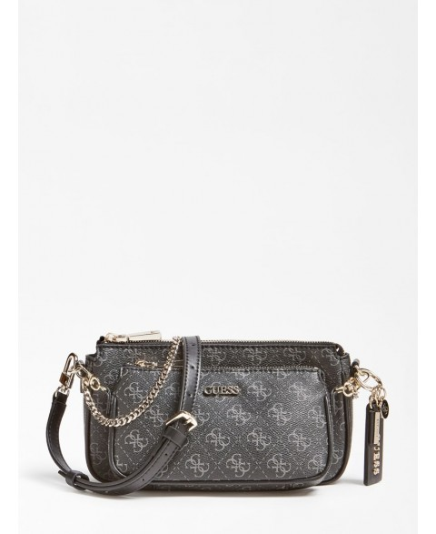 GUESS ARIE CROSSBODY 4G...