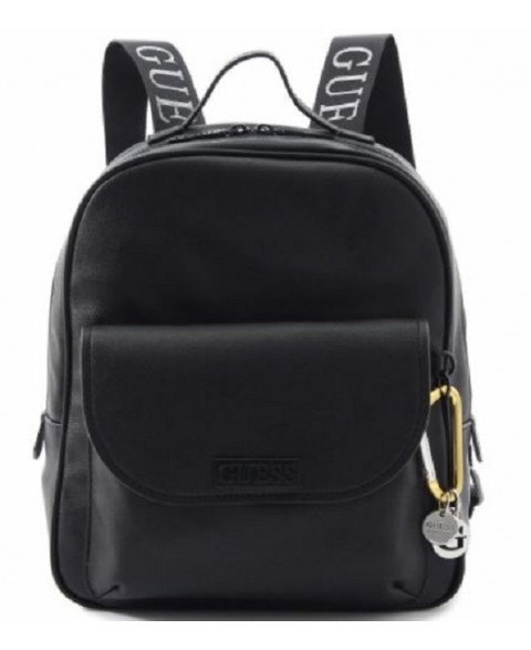 GUESS LARGE BACKPACK BLACK...