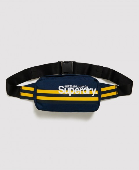 MONTAUK STRIPE LONG BUMBAG...