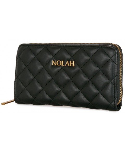 GILDA WALLET BLACK NOLAH