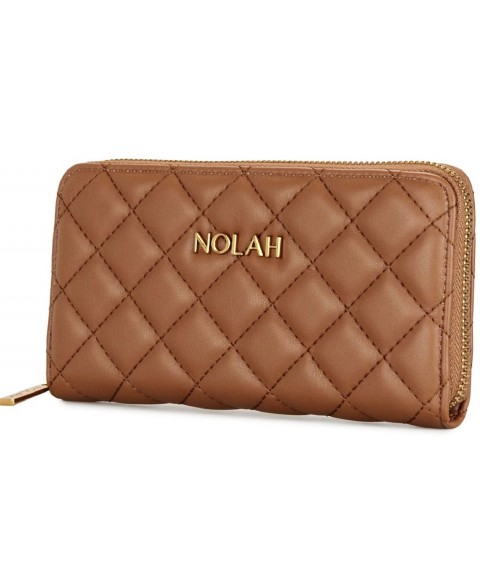 GILDA BROWN WALLET NOLAH