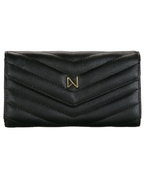 ELOISE WALLET BLACK NOLAH
