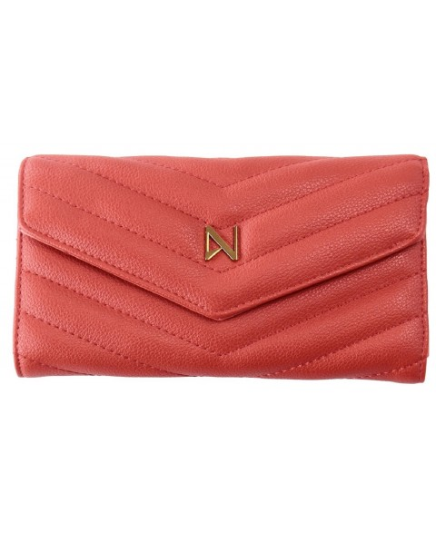 ELOISE WALLET RED NOLAH