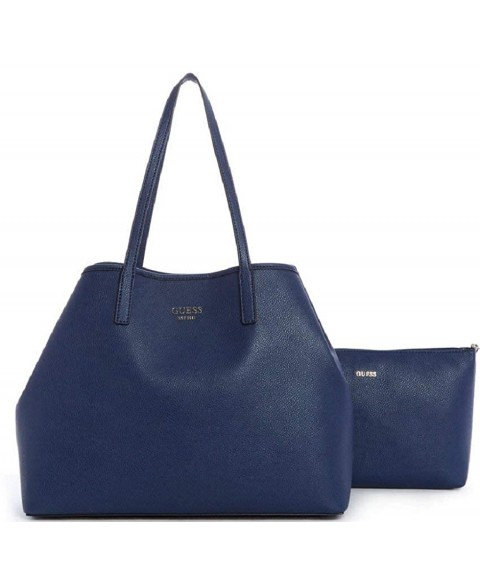 GUESS VIKKY TOTE LARGE BLUE...