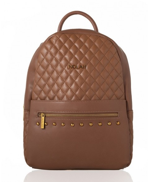 NOLAH EVELYN BACKPACK BROWN