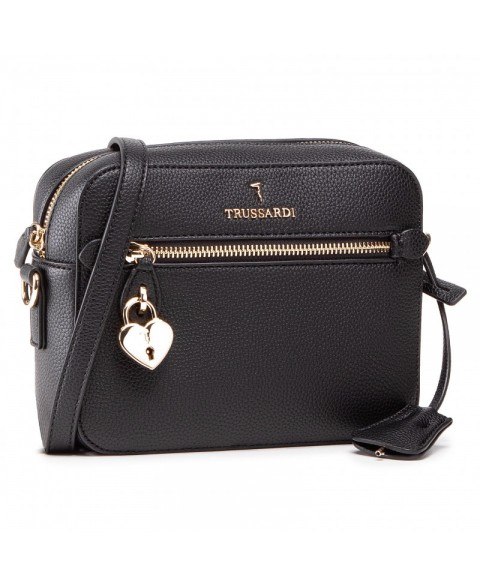 TRUSSARDI CAMERA CASE GRANA...