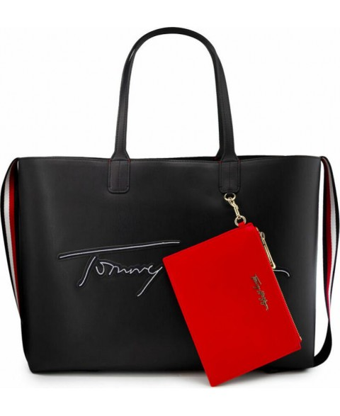 TOMMY HILFIGER ICONIC TOTE...
