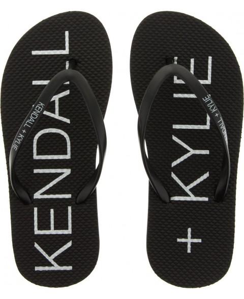 KENDALL + KYLIE EVA THONG...