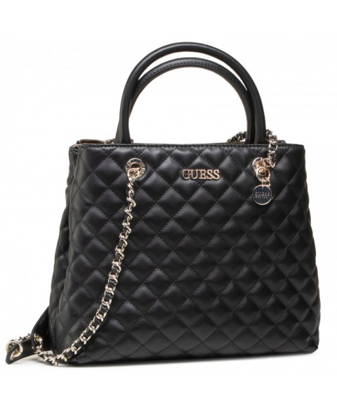 GUESS ILLY QUILTED HANDBAG...