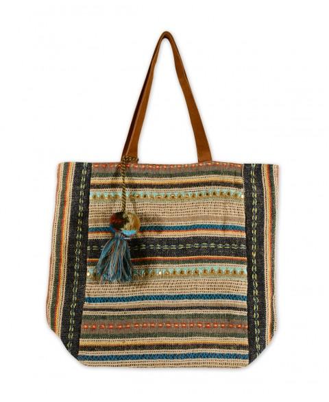 Τσάντα  Ώμου με Φουντάκι...