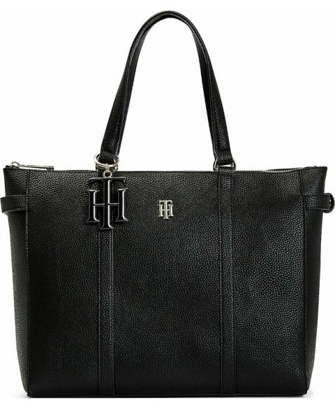 TOMMY HILFIGER SOFT TOTE...