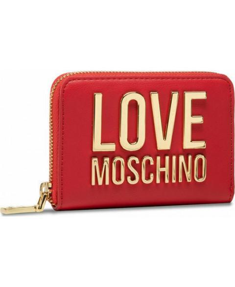 LOVE MOSCHINO ΠΟΡΤΟΦΟΛΙ RED...