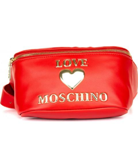 LOVE MOSCHINO BORSA ROSSO...