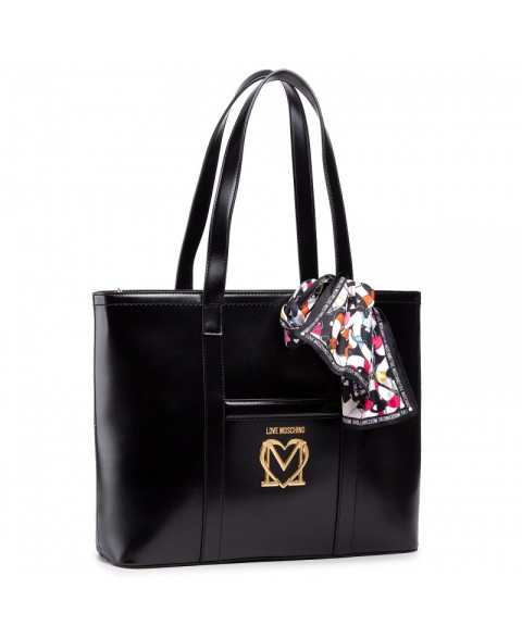 LOVE MOSCHINO SHOULDER BAG...