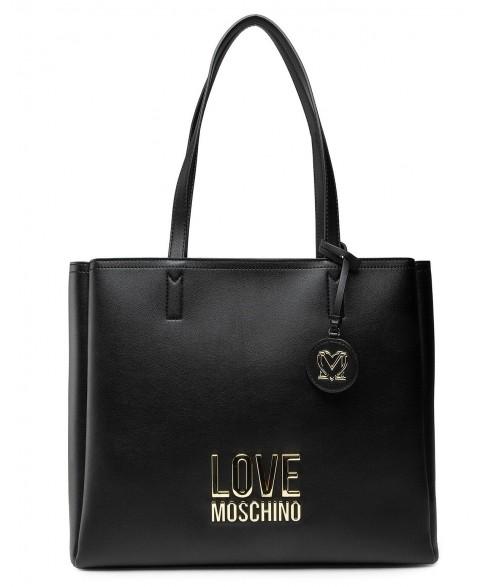 LOVE MOSCHINO SHOPPER BLACK...