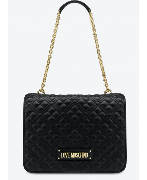 LOVE MOSCHINO SHINY QUILTED...