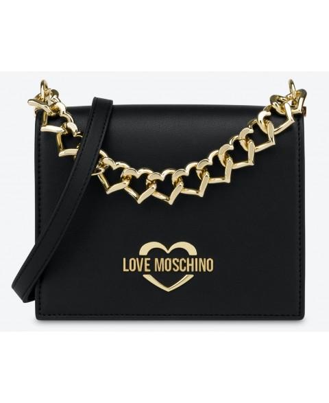 LOVE MOSCHINO CHAIN HEART...
