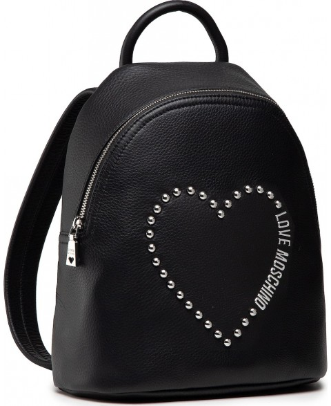 LOVE MOSCHINO LEATHER...
