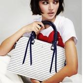 Λατρεύουμε τι ρίγες και όλα τα navy💙💙💙 Maisy stripe white navy της Pauls boutique σε καλοκαιρινή διάθεση 🌺 #paulsboutiquelondon #paulsboutique #handbags #whitenavy #summerbags #pelinaaccessories