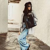 Nolah backpack Lauren.  Κομψό, minimal, classic ❤️ #nolahgr #pelinaaccessories #backpack #classy #minimal #onlineshopping