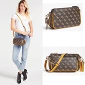 Guess τσάντα χιαστί Arie Crossbody 👉All day Crossbody bag με λουράκι 👉 βραδινό τσαντάκι με αλυσίδα 😉 Καφέ απόχρωση με λεπτομέρειες το λογότυπο της εταιρείας #guessbymarciano #guessbags #crossbodybag #alldaybag #pelinaaccessories #instafashion #fashionista #accesories