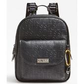 Guess Lane backpack 🍂🍁 εσείς έχετε ένα τέλειο μαύρο backpack?? Super τιμή  βρείτε το στο www.pelina.gr #guessaccessories #guessbymarciano #baglover #bags #accesories #pelinaaccessories #blackbackpack #superprice #ootd #ootdfashion #discount #crazyprices
