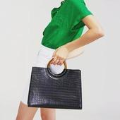 ⚡⚡⚡ Paul's boutique Layla μαύρο κρόκο υλικό, ταρταρούγα στο χερούλι , έξτρα λουράκι για χιαστί ❤️❤️ Απλά υπέροχη #paulsboutiquelondon #croco ##summerbags #handbags #crossbodybag #pelinaaccessories #shoponline #alldaybag