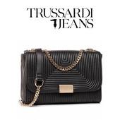 Νέo brand, νέα συνεργασία 🥰🥰 Trussardi Jeans Frida shoulder bag❤️❤️ #trussardijeans #newcollection2020 #fallwinter #chicbags #pelinaaccessories #shoulderbag